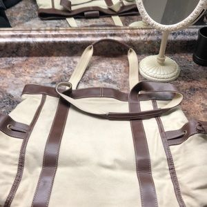 Loft Canvas Travel Bag